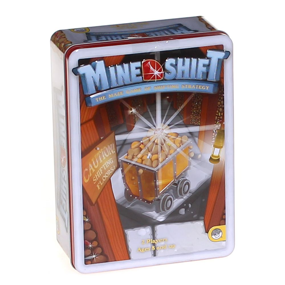 Video Game: Mine Shift The Board Game 7541039543