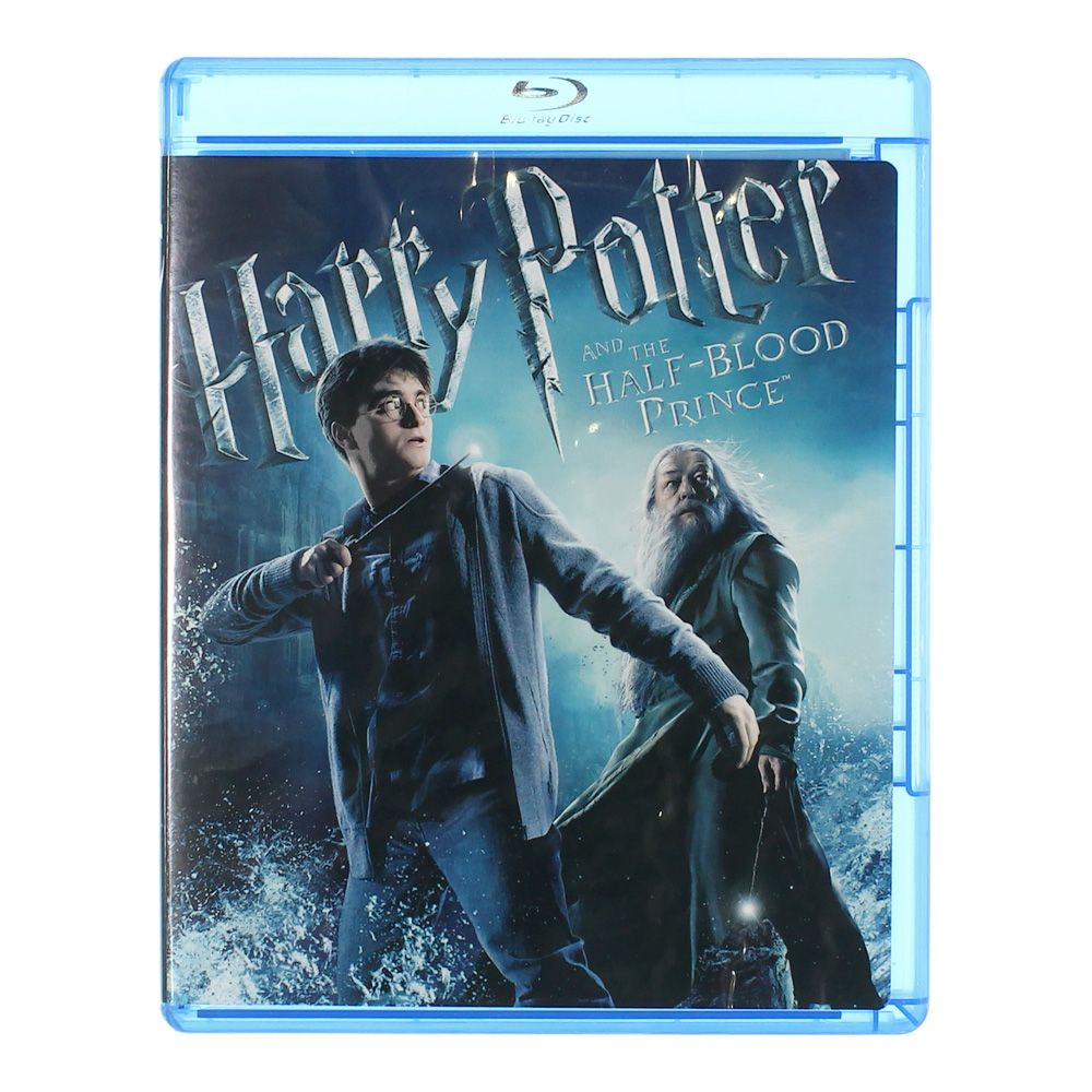 Movie: Harry Potter and the Half-Blood Prince 7542006134