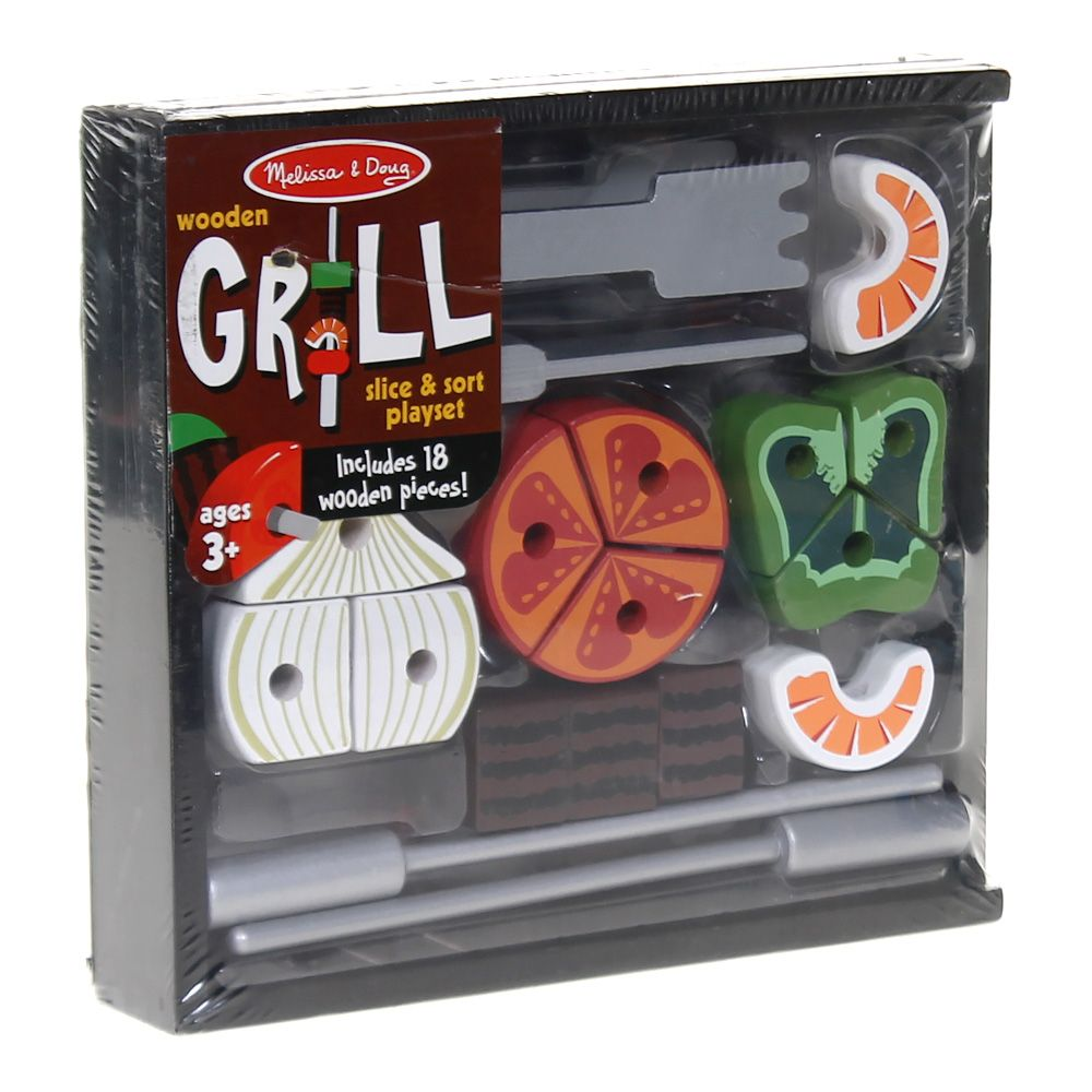 Grill Play Set 7544978386