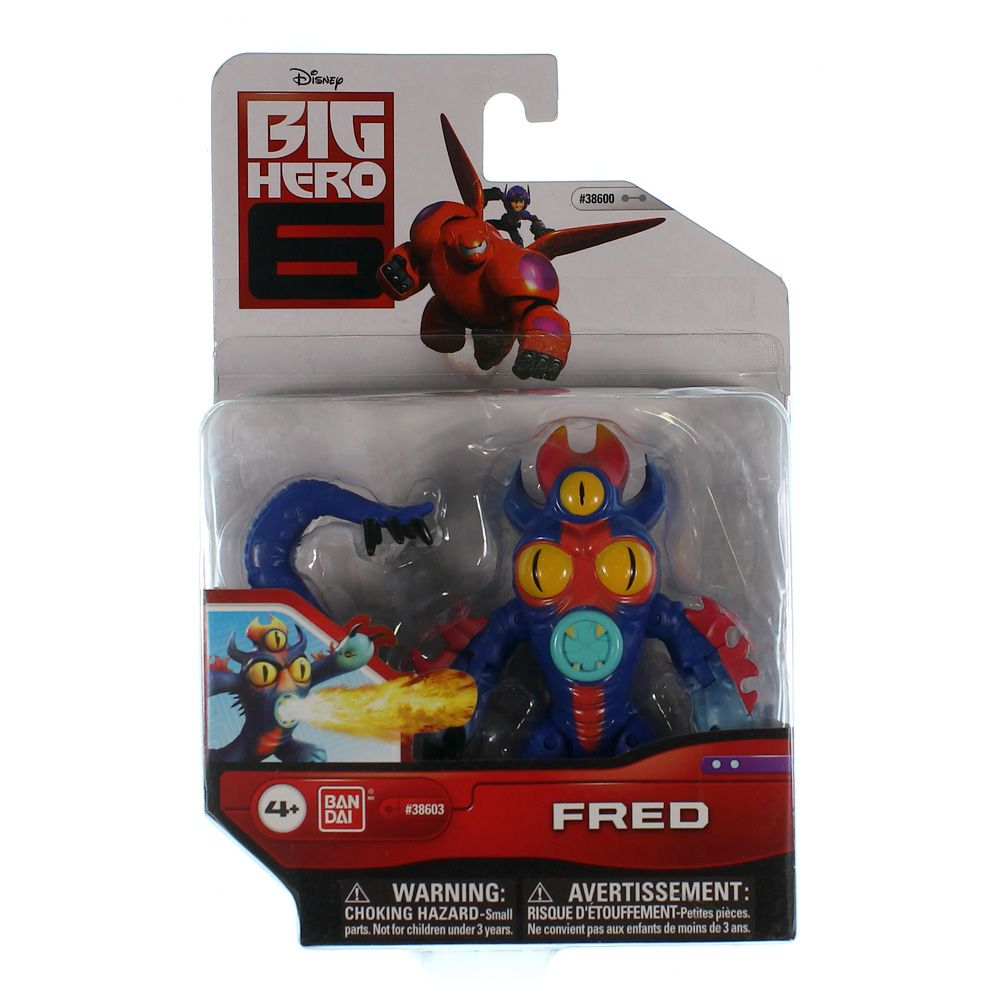 Big Hero 6 Feature Figure - Fred 7545594865