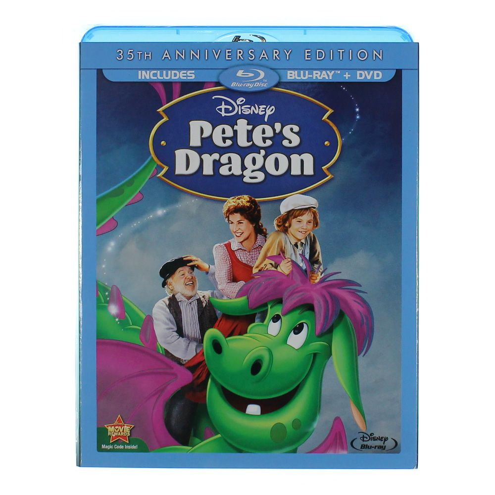 Movie: Disney Pete's Dragon 7546394539