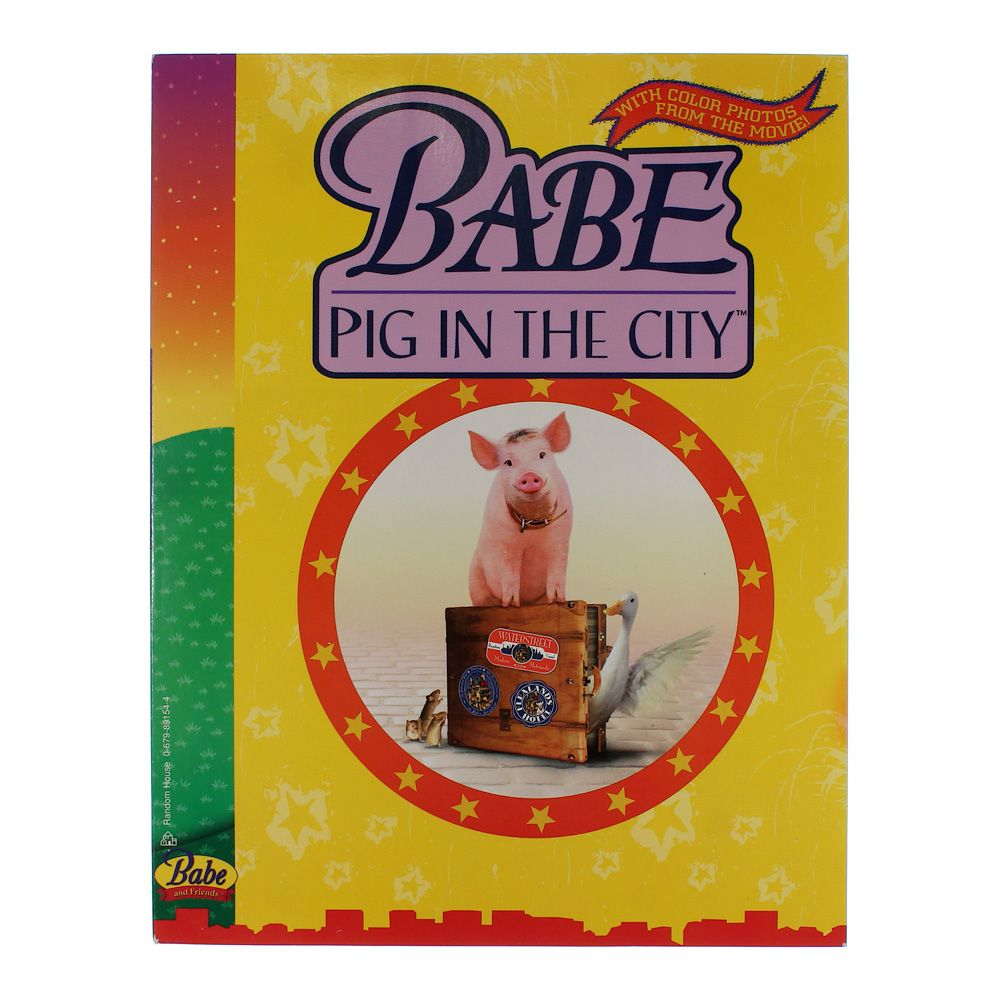 Book: Babe In The City 7548967470