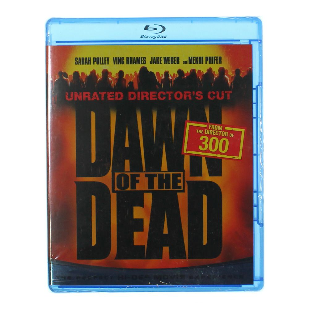 Movie: Dawn of the Dead (Unrated Director's Cut) [Blu-ray] 7551445266