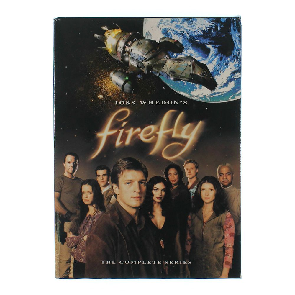TV-series: Firefly: The Complete Series 7551876249