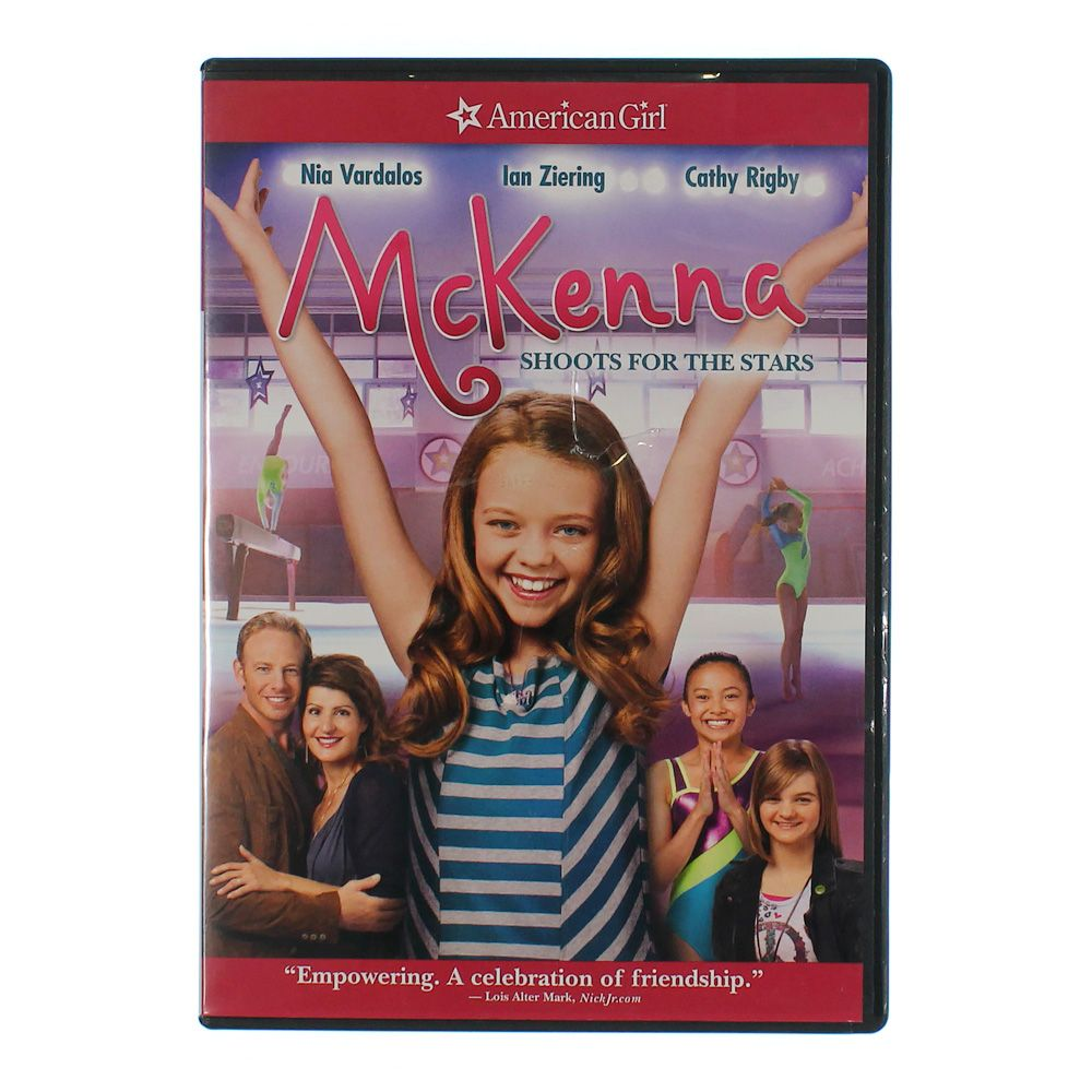 Movie: American Girl: McKenna Shoots for the Stars 7553695107
