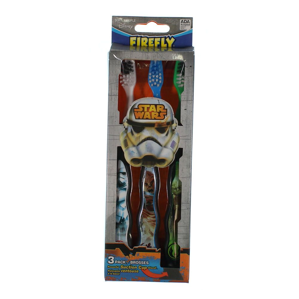 Star Wars Toothbrushes 7550908891