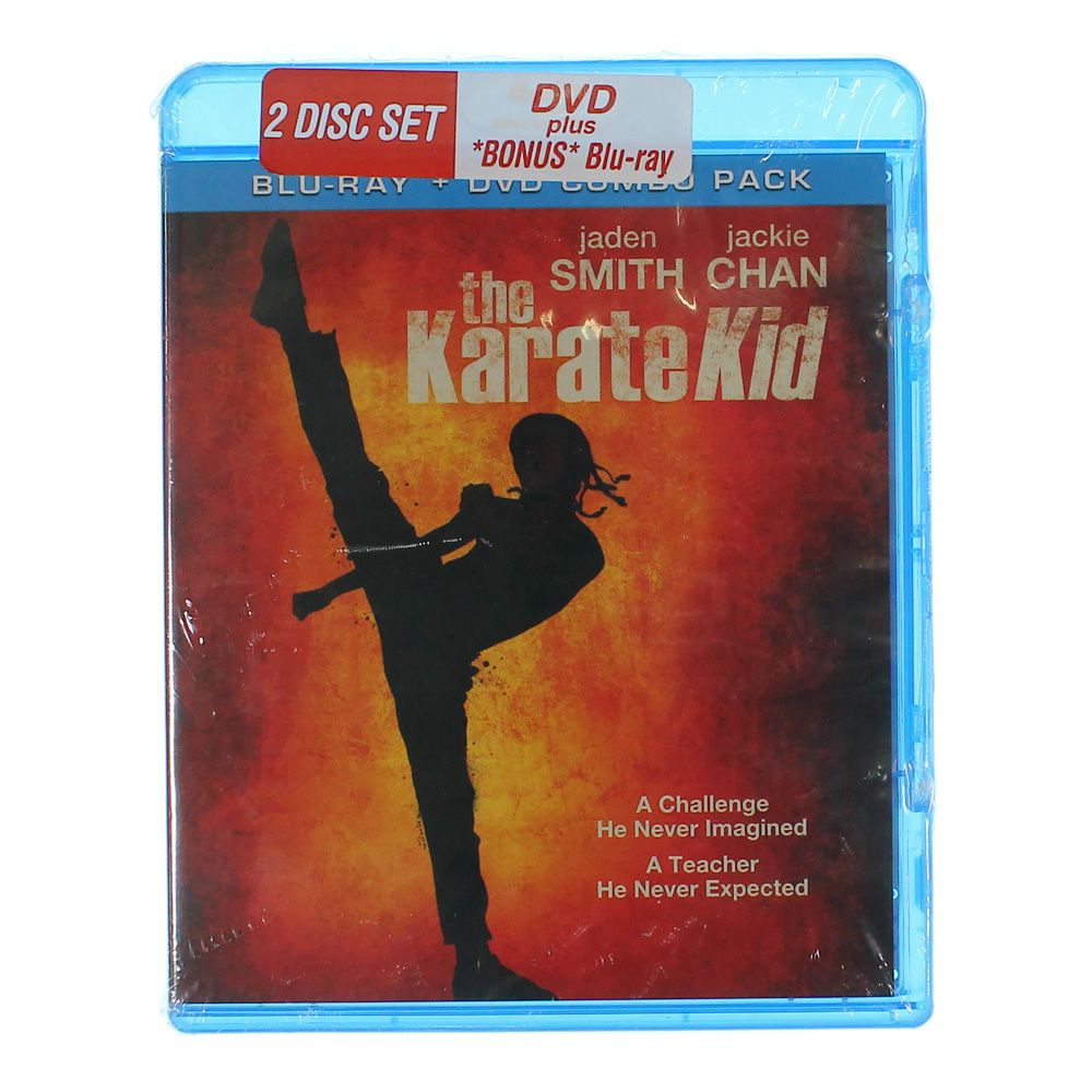 Movie: The Karate Kid 7561143898