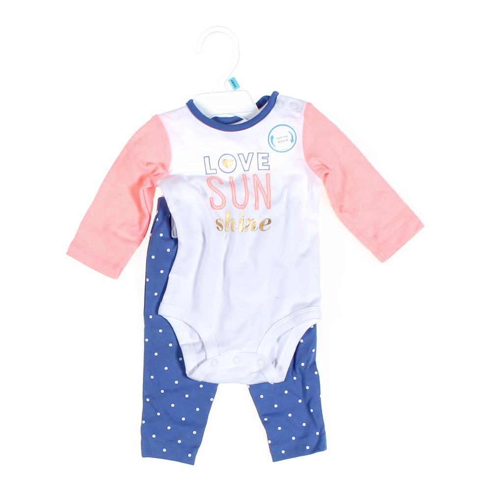 """""Leggings & Bodysuit Set, size 6 mo"""""" 7564190561"