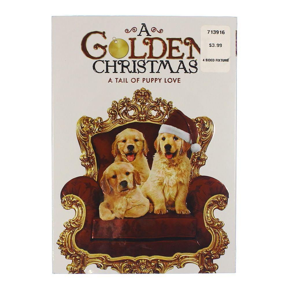 Movie: A Golden Christmas 7576704549
