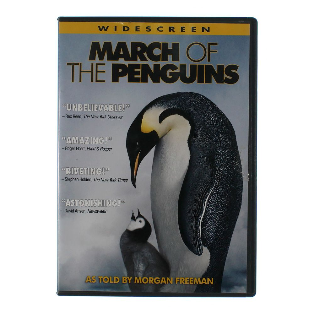 Movie: March Of The Penguins 7577017801