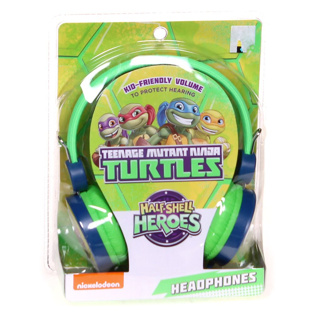 Teenage Mutant Ninja Turtles Headphones 7578680221