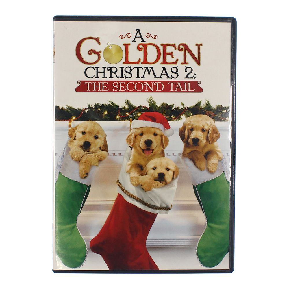 Movie: Golden Christmas 2: The Second Tail 7582735823
