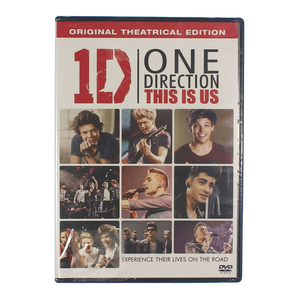 Movie: One Direction: This Is Us 7582834865