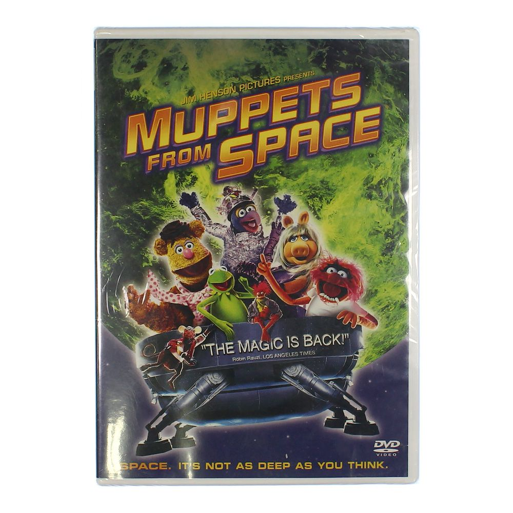 Movie: Muppets From Space 7583155628