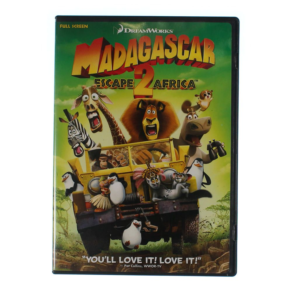 Movie: Madagascar: Escape 2 Africa 7584886628