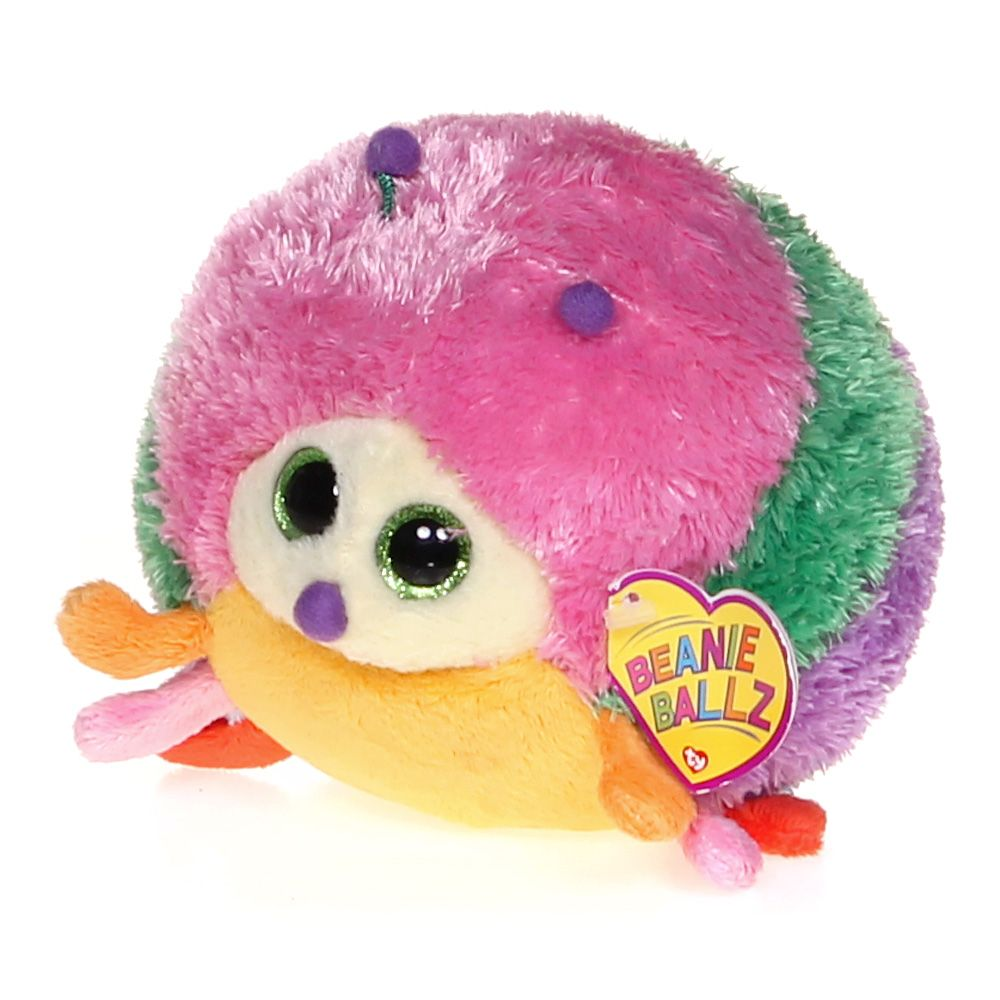 Ty Beanie Ballz Gumdrop The Caterpillar 7586636823
