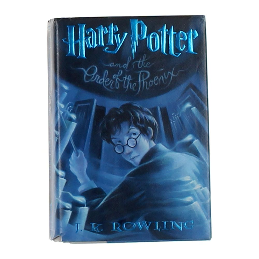 BOOK: Harry Potter and The Order of the Phoenix 7589017427