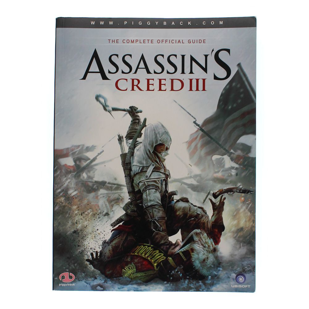 Image of The Complete Official Guide Assassin's Creed 3
