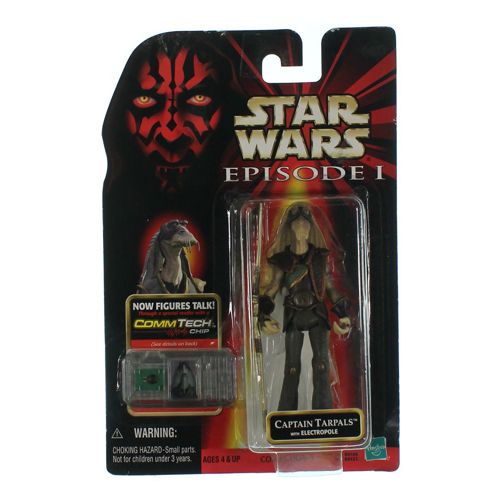 Star Wars Episode I Collection 3: Captain Tarpals 7594710471