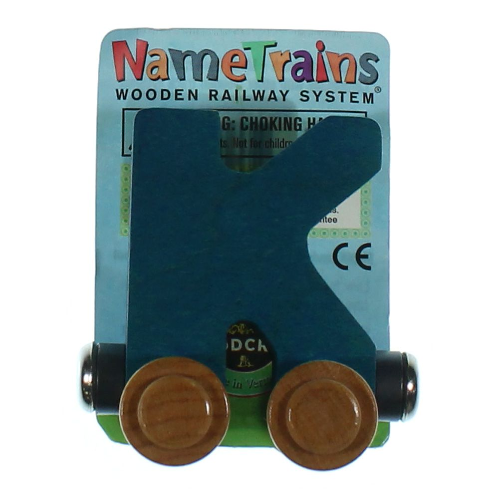 Image of Name Trains