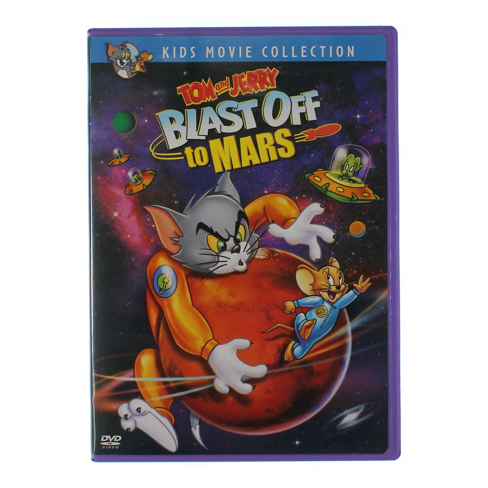 Movie: Tom and Jerry Blast Off to Mars 7596766765
