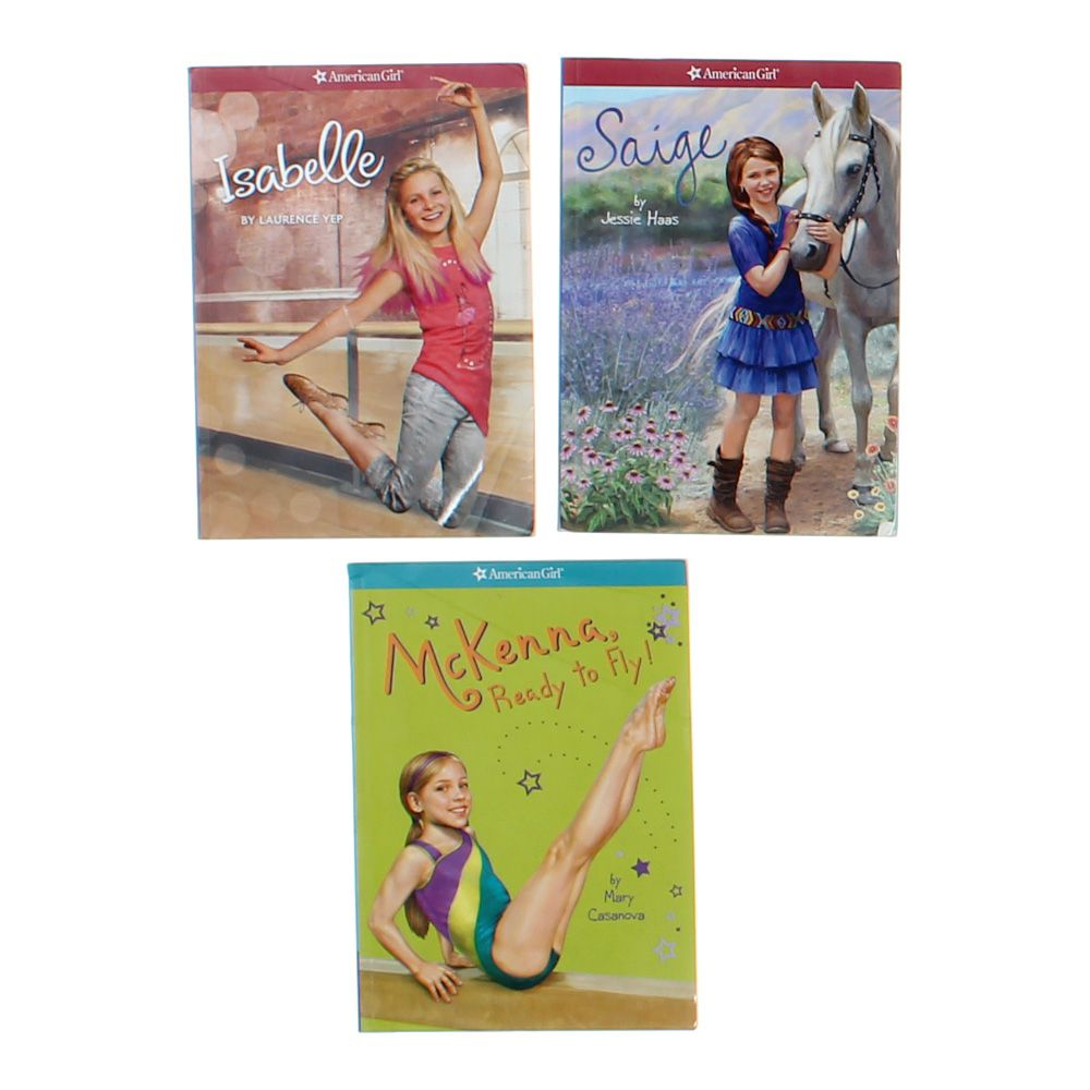 Image of American Girl Book Set