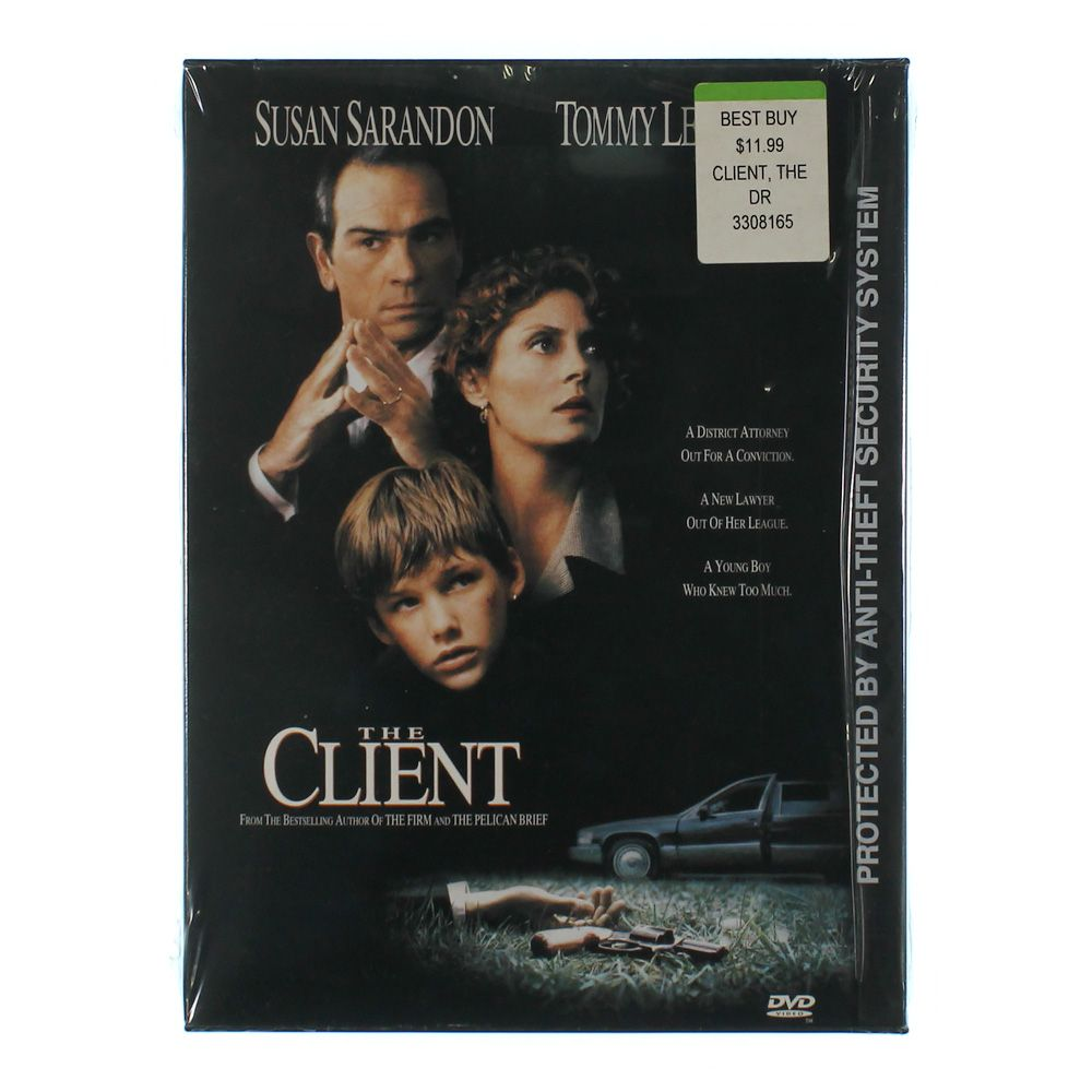 Movie: The Client (Snap Case) 7601972983