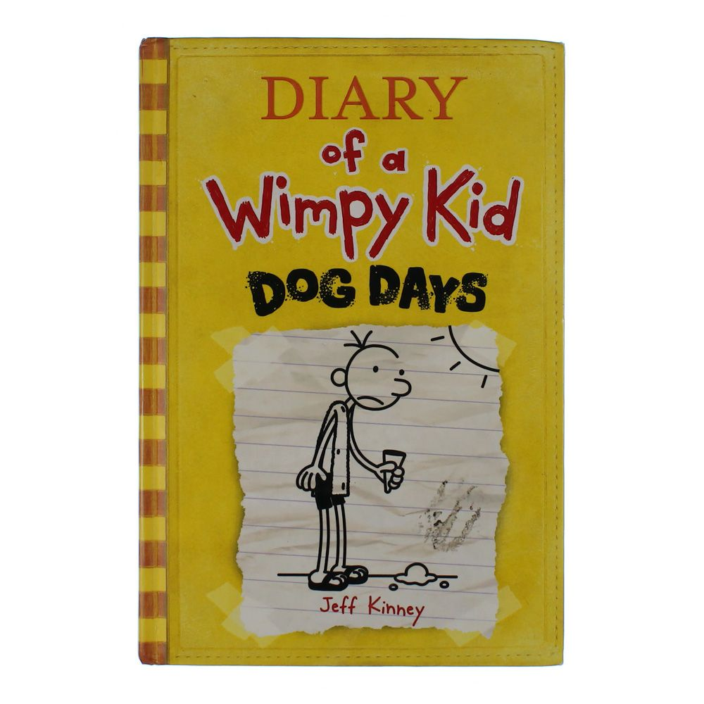 Book: Diary Of A Wimpy Kid Dog Days 7604505301