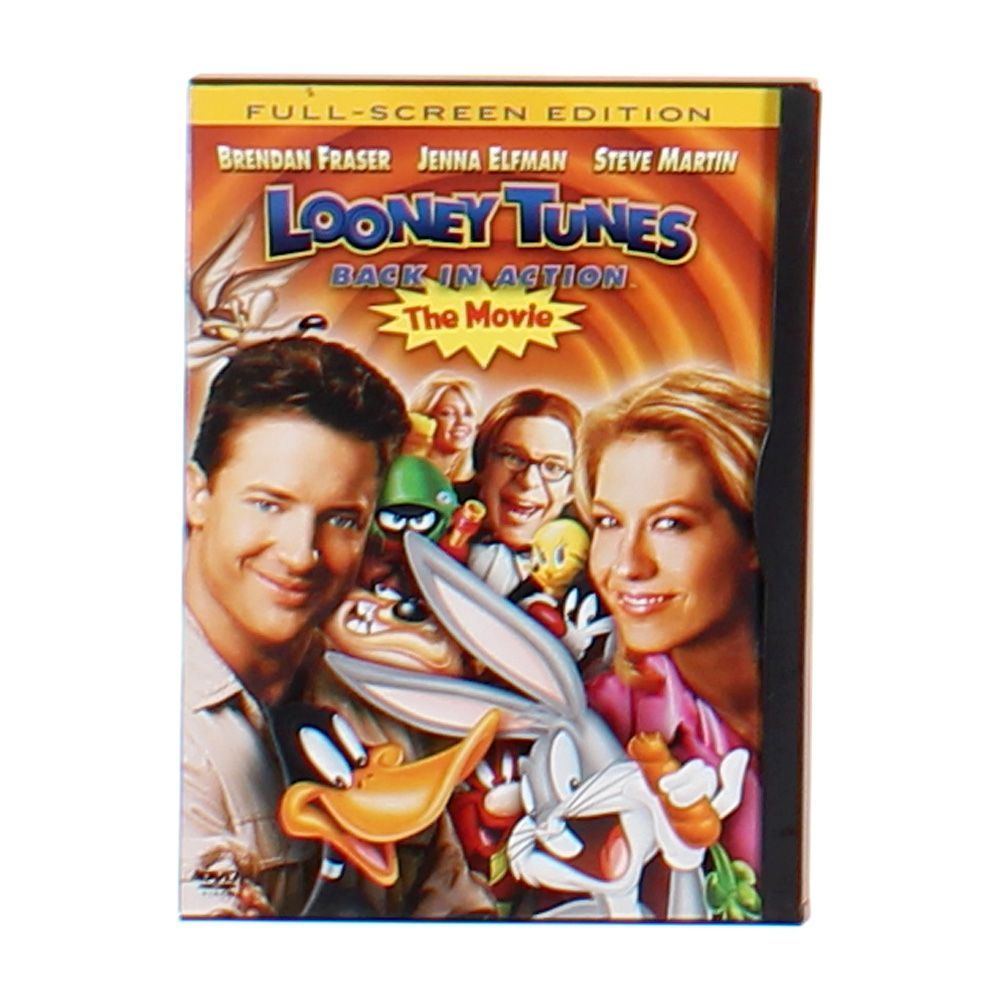 Movie: Looney Tunes - Back in Action (Full Screen Edition) 7610822871