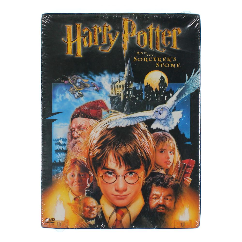 Movie: Harry Potter and the Sorcerer's Stone (Full Screen Edition) (Harry Potter 1) 7610904133