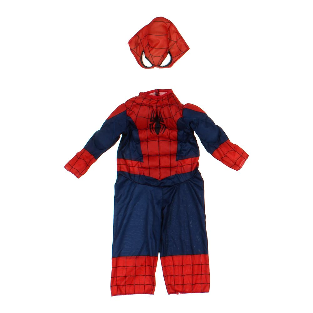 """""Spider-Man Costume, size 2/2T, 3/3T"""""" 7611684890"