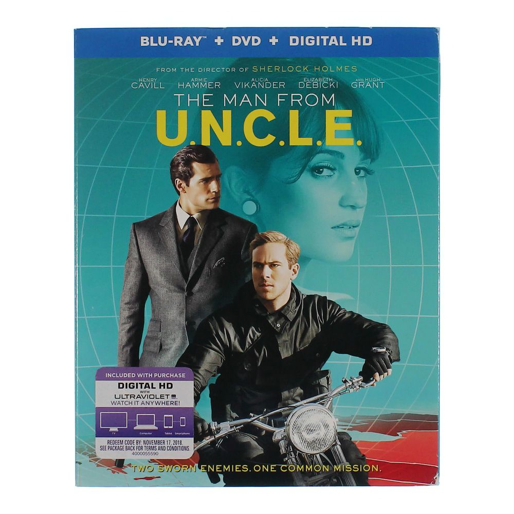 Movie: The Man From U.N.C.L.E. 7613774409