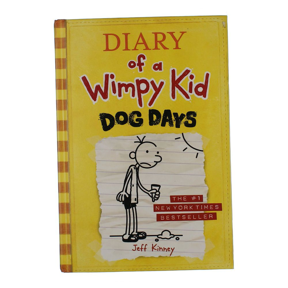 Book: Diary Of A Wimpy Kid Dog Days 7615324016