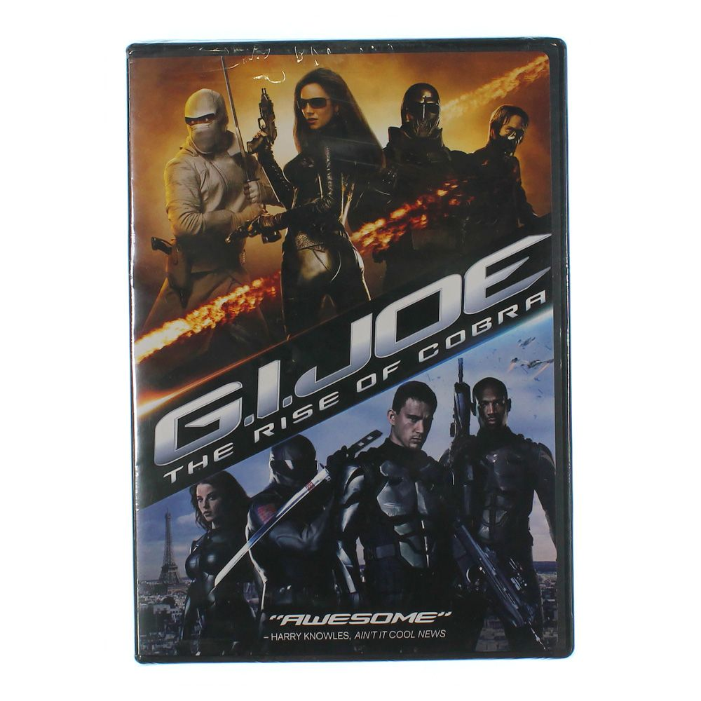 Movie: G.I. Joe: The Rise of Cobra [Blu-ray] [2009] 7618231470