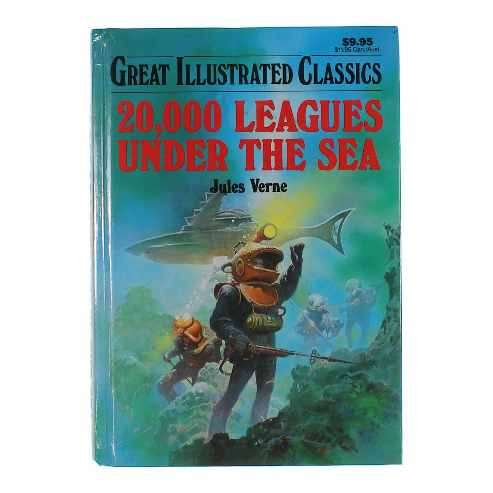 a review of jules vernes book 20000 leagues under the sea Jules verne's 20,000 leagues under the sea book: all authors / contributors: was this review helpful to you tags add tags for.