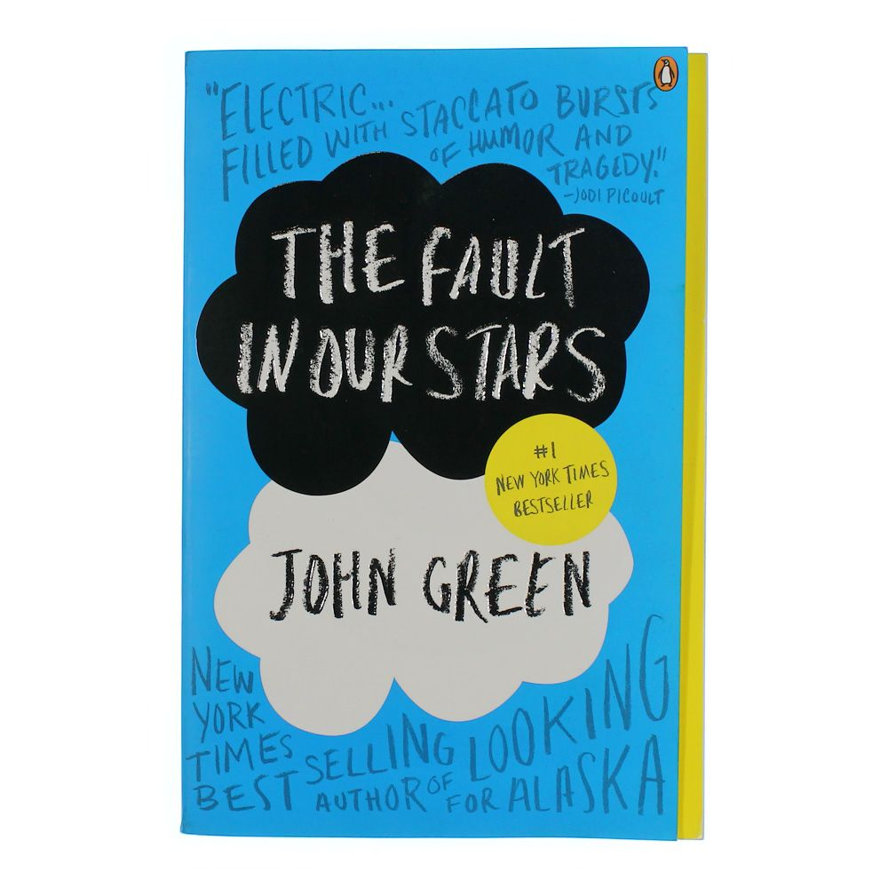 Book: The Fault In Our Stars 7637117344