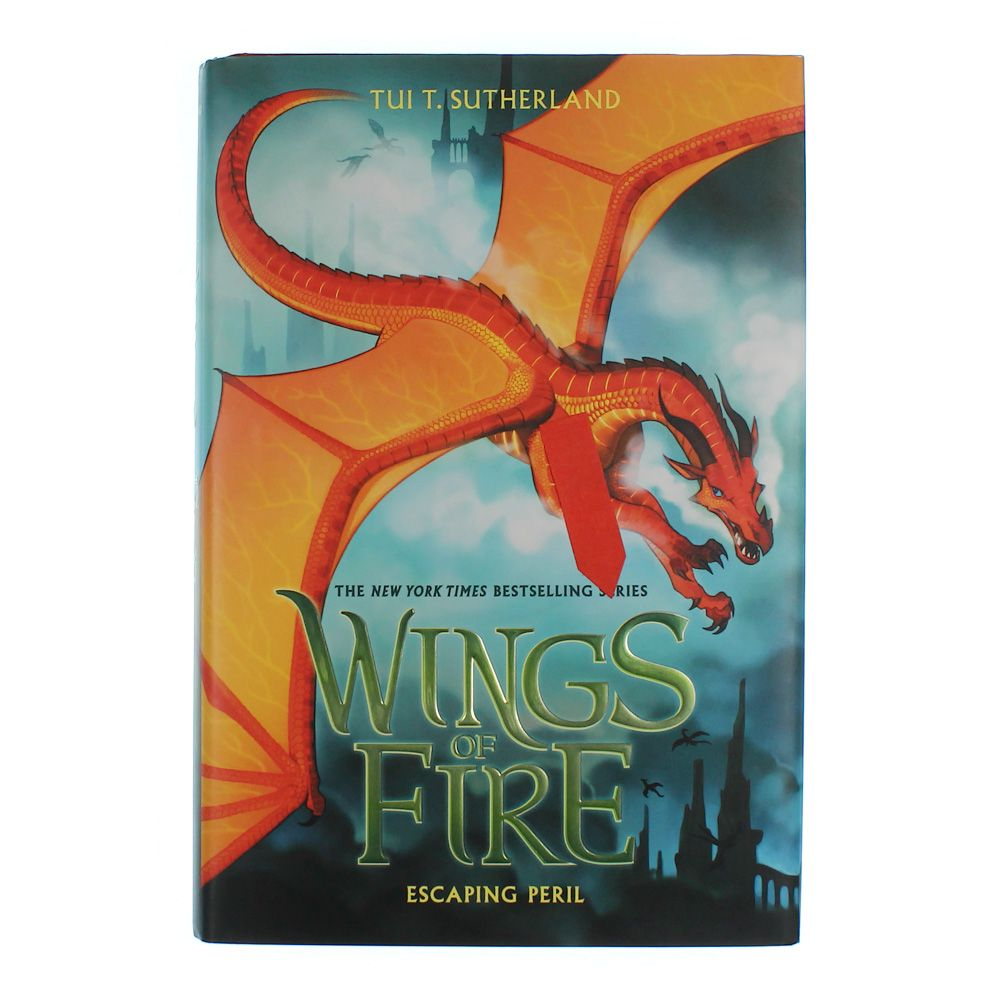 book review on wings of fire The paperback of the wings of fire (inspector ian rutledge series #2) in charles todd's wings of fire —the new york times book review.