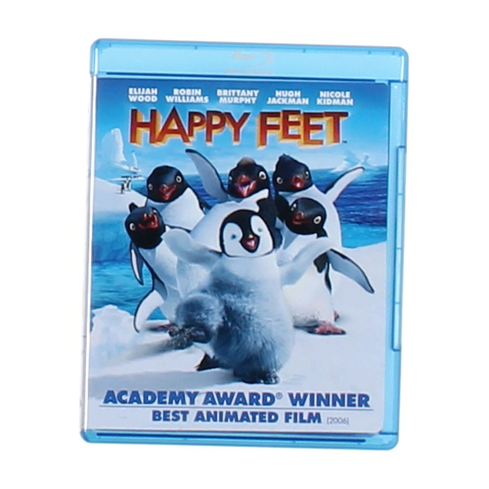 Movie: Happy Feet 7662474450