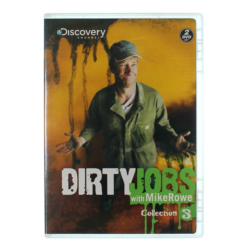 Movie: Dirty Jobs: Collection 3 7677014877
