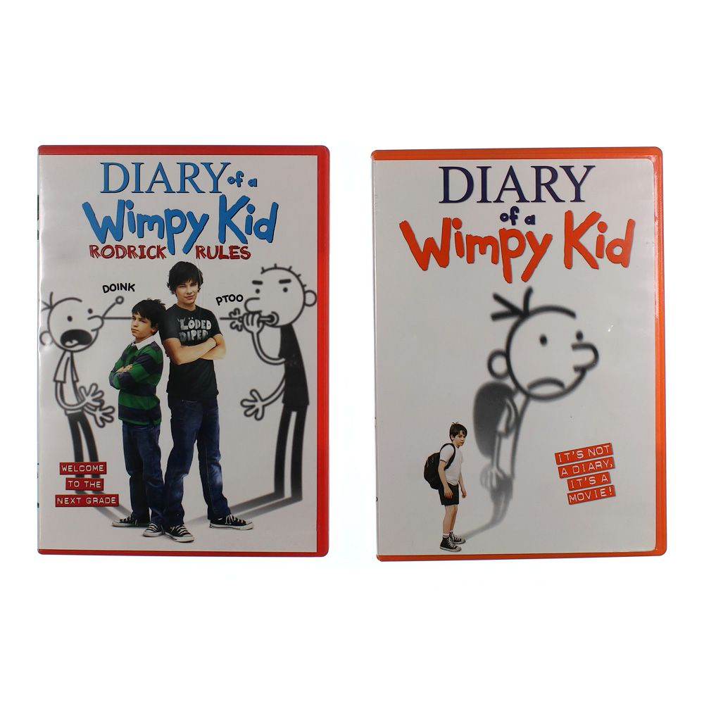 Movi: diary of a Wimpy Kid Set 7677900214
