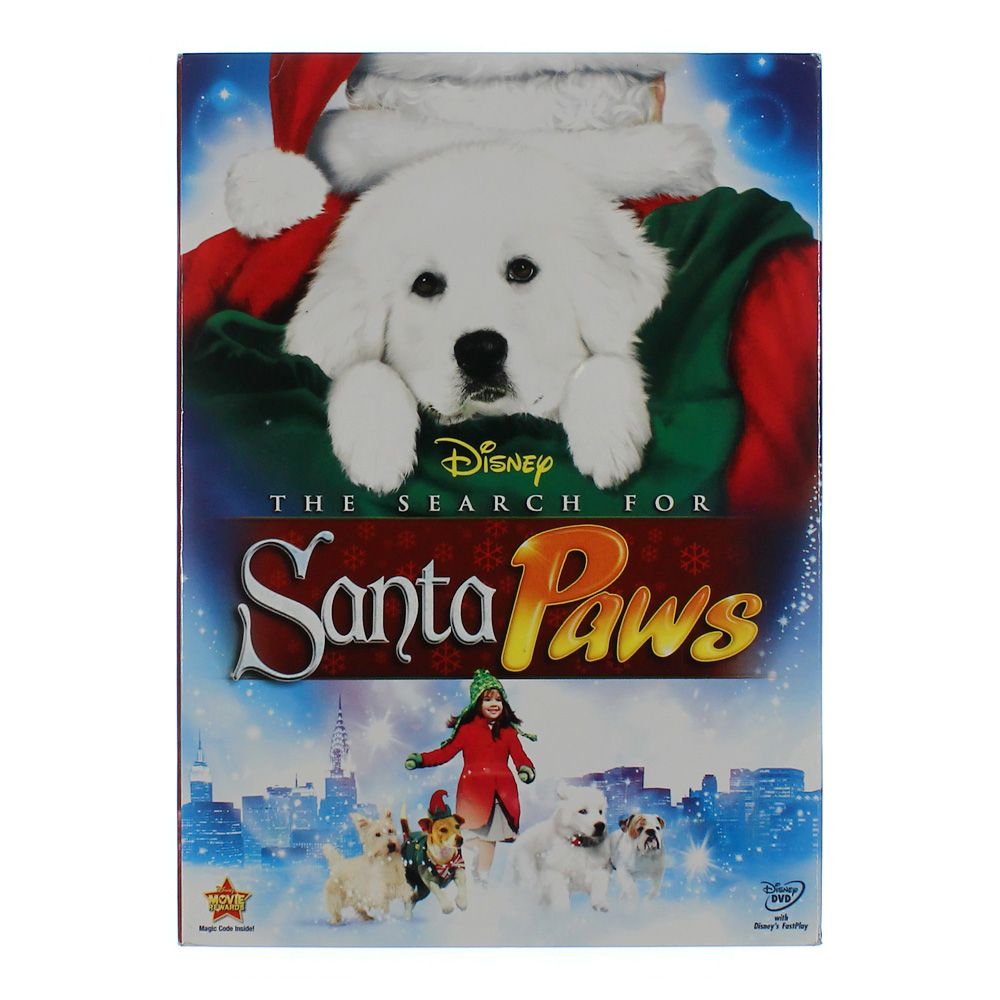 Movie: The Search For Santa Paws 7679865981