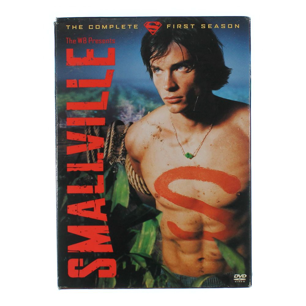 TV-series: Smallville: The Complete First Season 7681896245