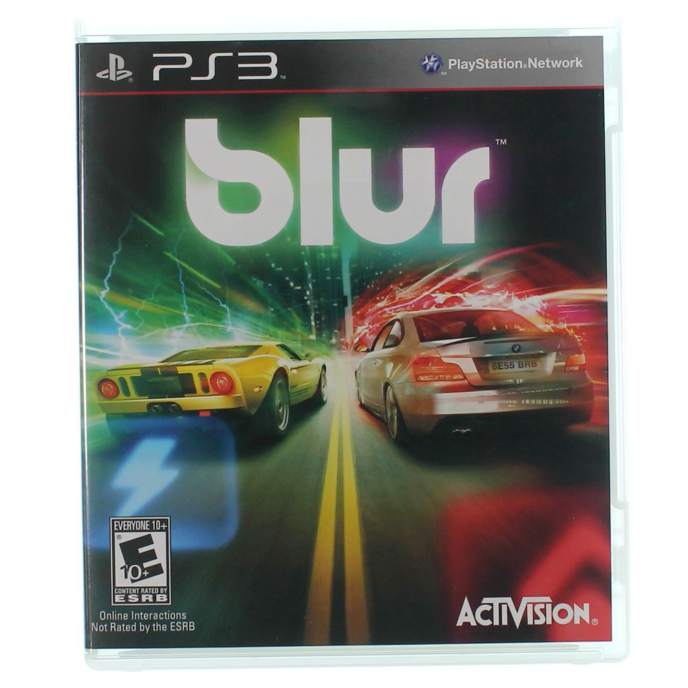 Image of Video Game: BLUR
