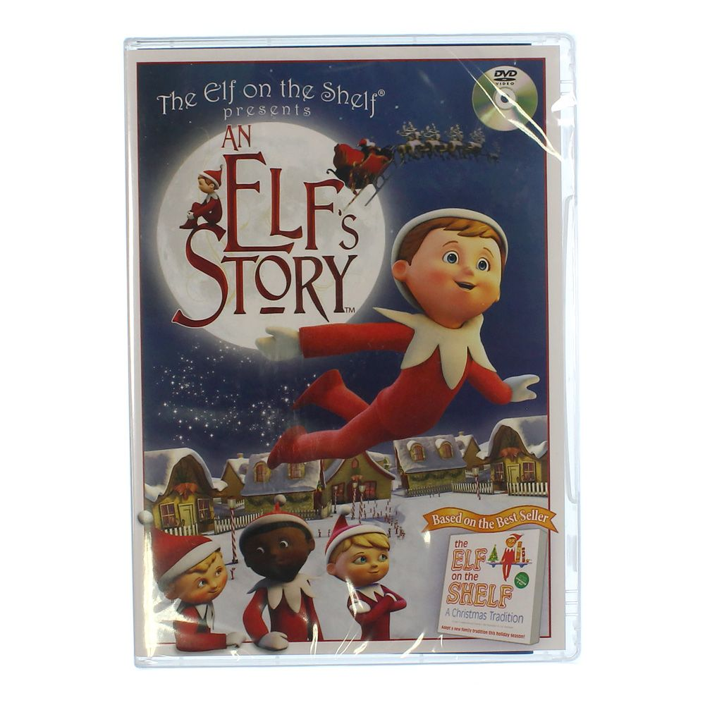 Image of Movie: An Elf's Story DVD [Standard Packaging]