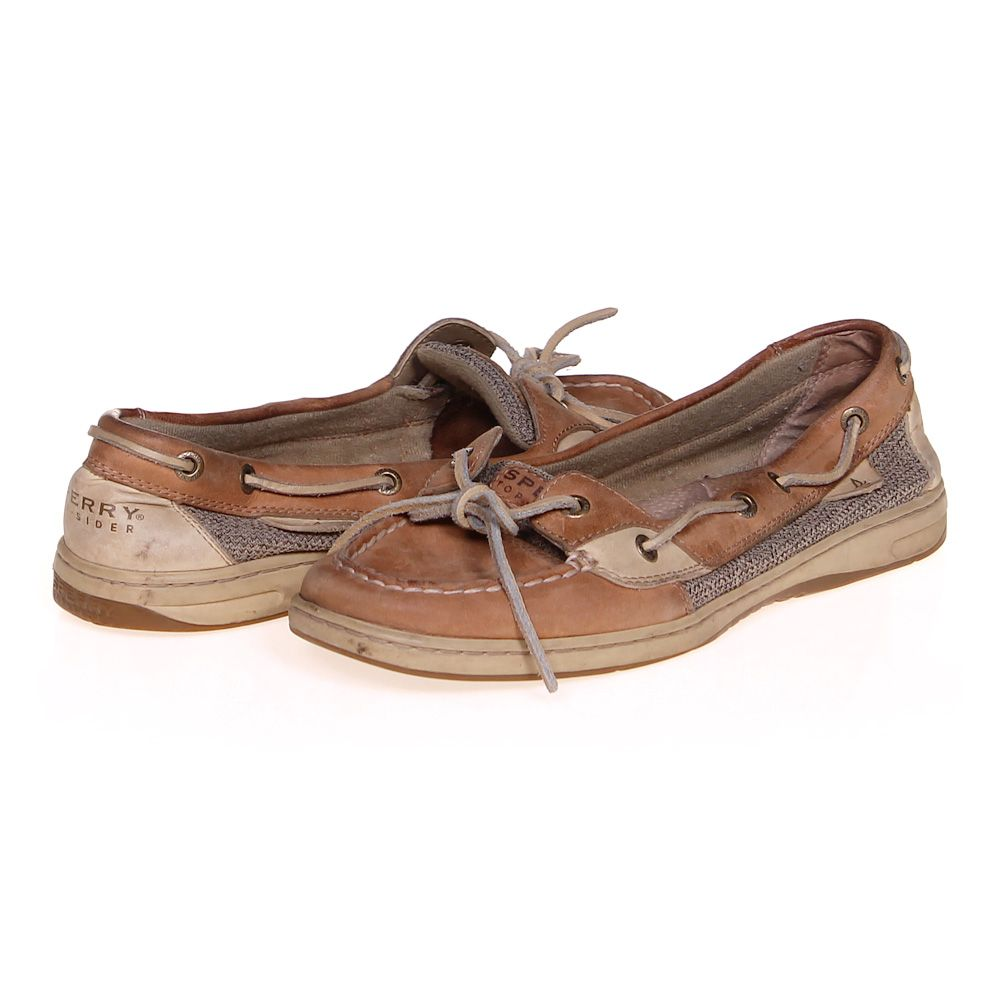 """Image of """"Boat Shoes, size 10 Women's"""""""