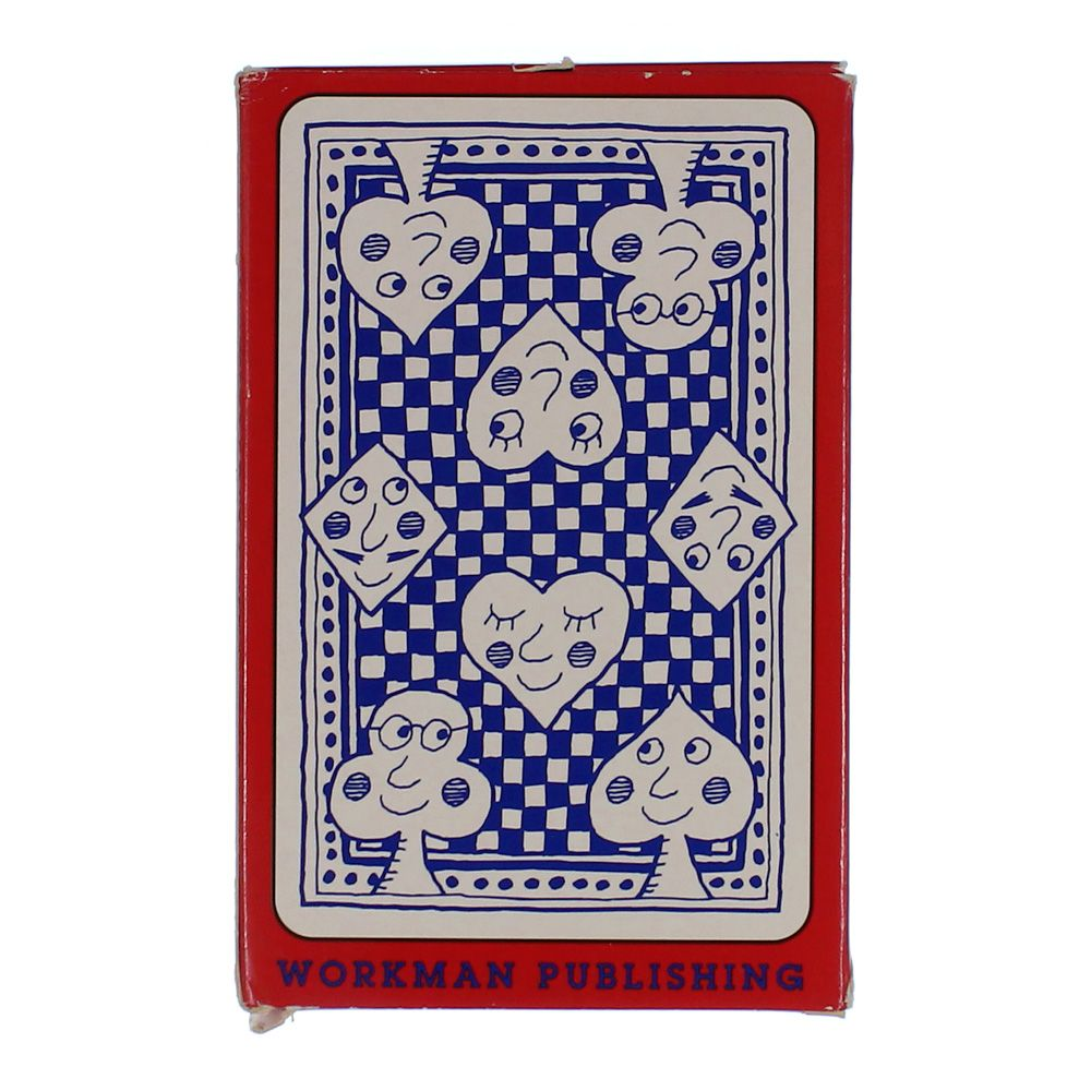 Image of Game: Deck of Cards