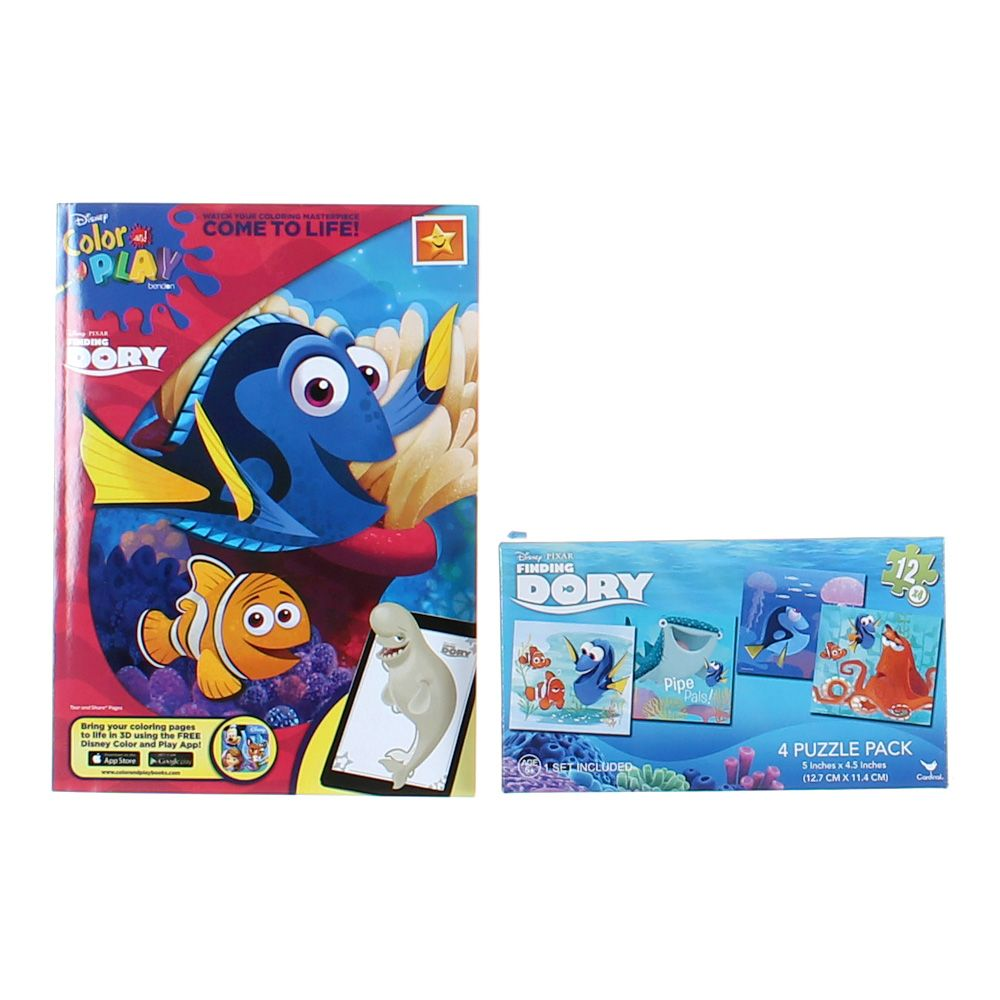 Finding Dory Activity Set 7700664738