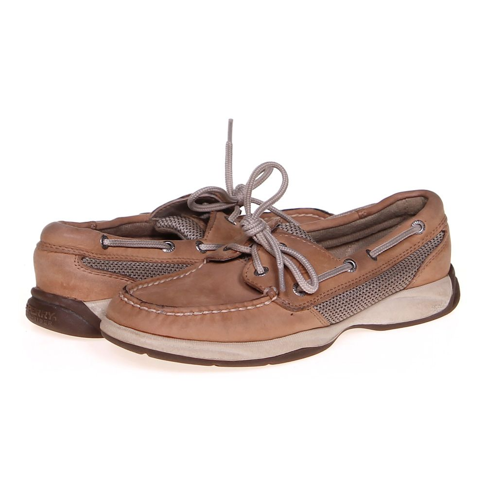 "Image of ""Boat Shoes, size 5.5 Women's"""