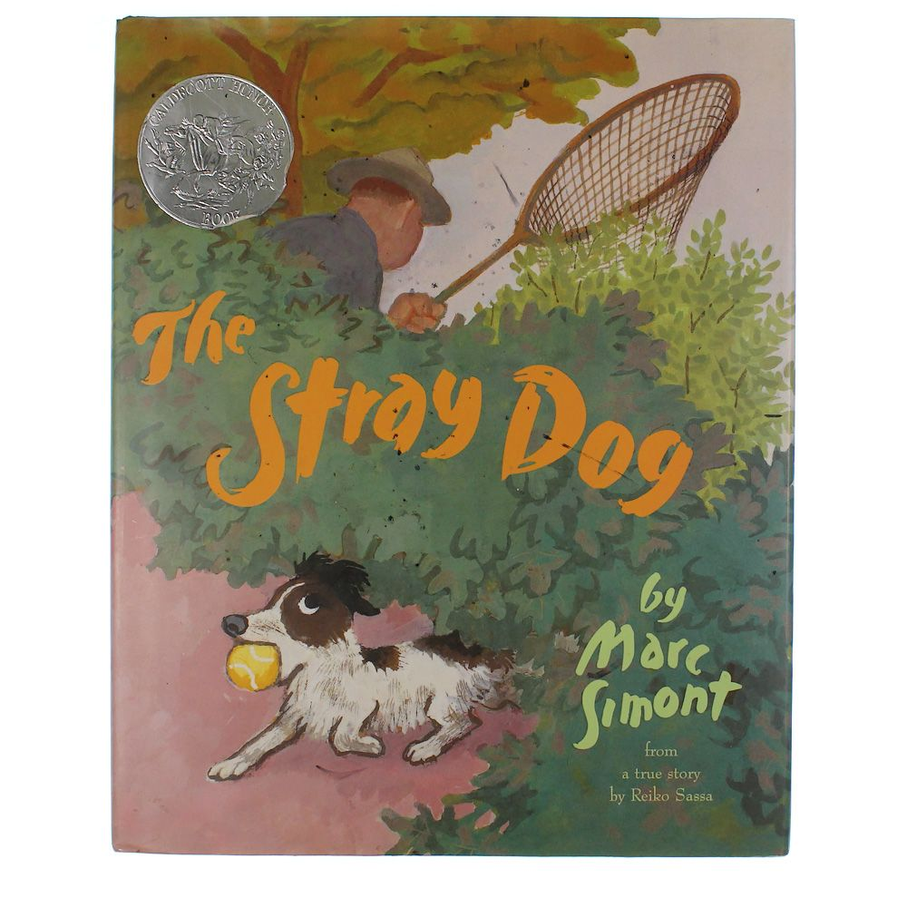 Book: The Stray Dog 7702648250