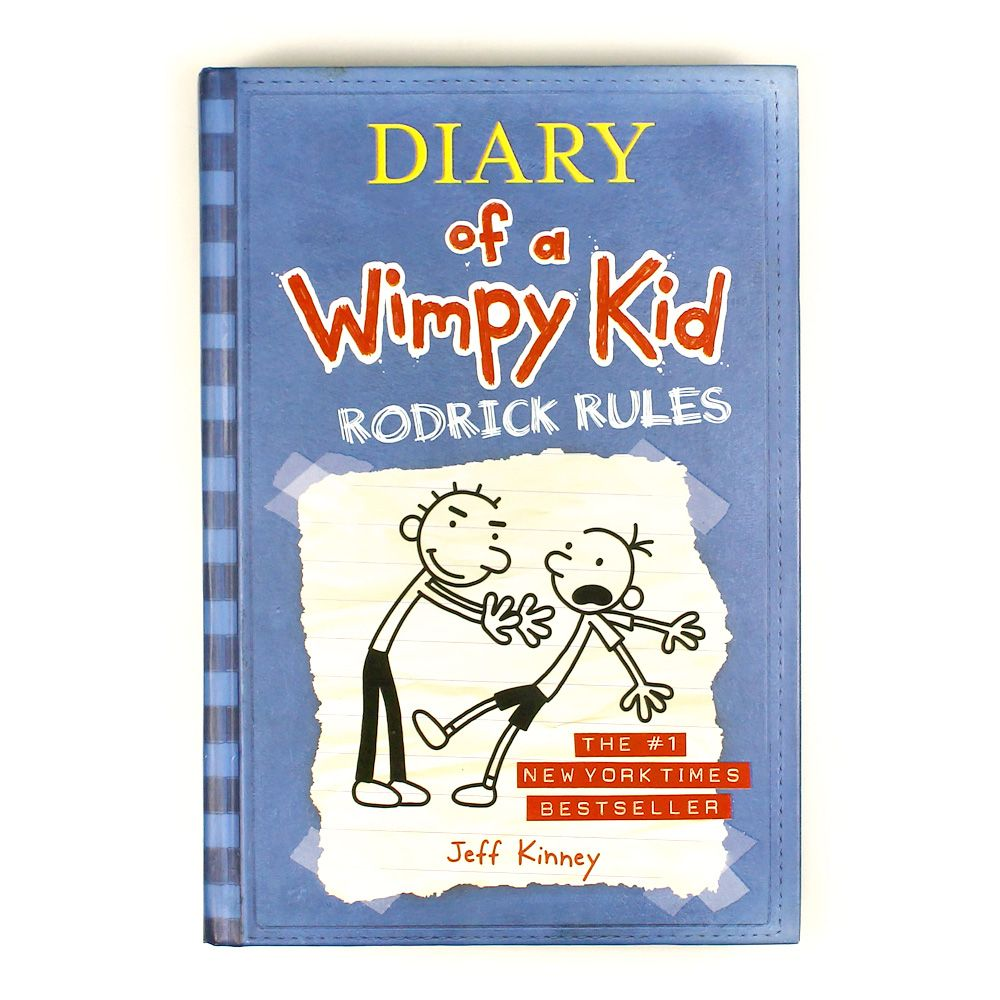 Book: Diary of a Wimpy Kid Rodrick Rules 7702650730